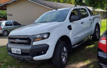Ford Ranger 2.2 TD CD Sportrac 4x4 (Aut)