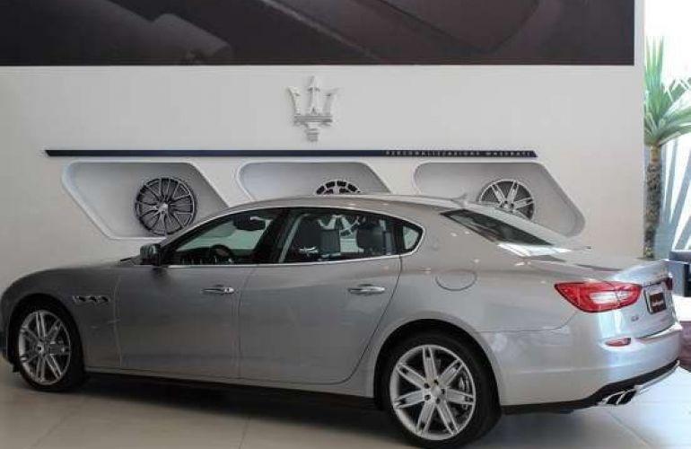 Maserati Quattroporte GTS 3.8 V8 turbo Aut. - Foto #3