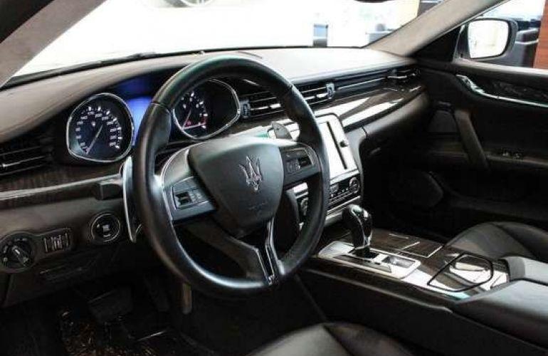 Maserati Quattroporte GTS 3.8 V8 turbo Aut. - Foto #5