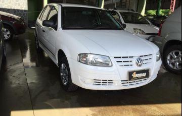 Volkswagen Gol 1.0 8V Série 25 anos (Flex) 4p