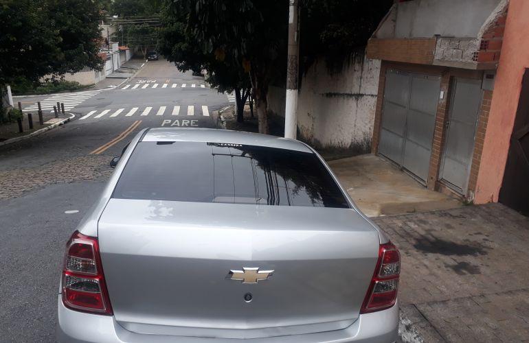 Chevrolet Cobalt LT 1.8 8V (Flex) - Foto #8
