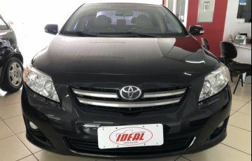 Toyota Corolla Sedan XEi 1.8 16V (nova série) (aut)