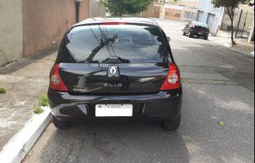 Renault Clio 1.0 16V (flex) 4p - Foto #6