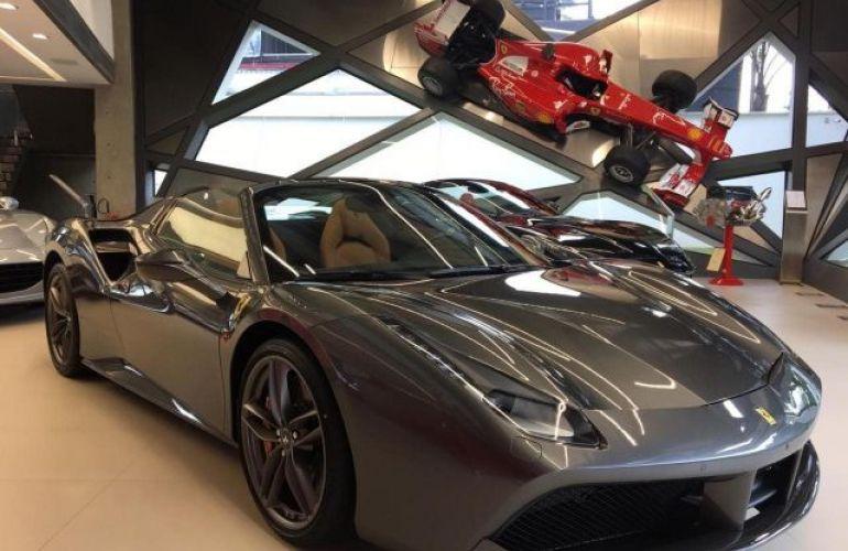 Ferrari 458 Spider 4.5 V8 32V - Foto #1