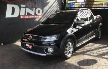 Volkswagen Saveiro Cross 1.6 16v MSI CE (Flex) - Foto #1