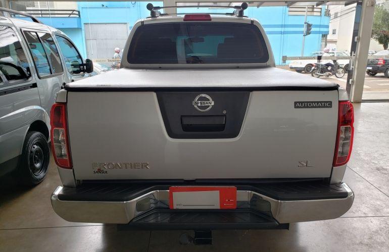 Nissan Frontier 2.5 TD CD SL 4x4 (Aut) - Foto #4