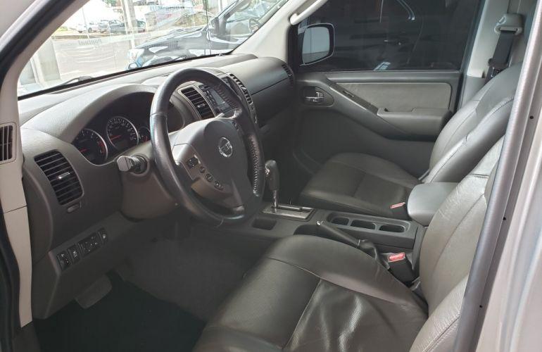 Nissan Frontier 2.5 TD CD SL 4x4 (Aut) - Foto #7