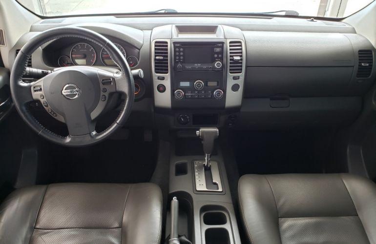 Nissan Frontier 2.5 TD CD SL 4x4 (Aut) - Foto #9