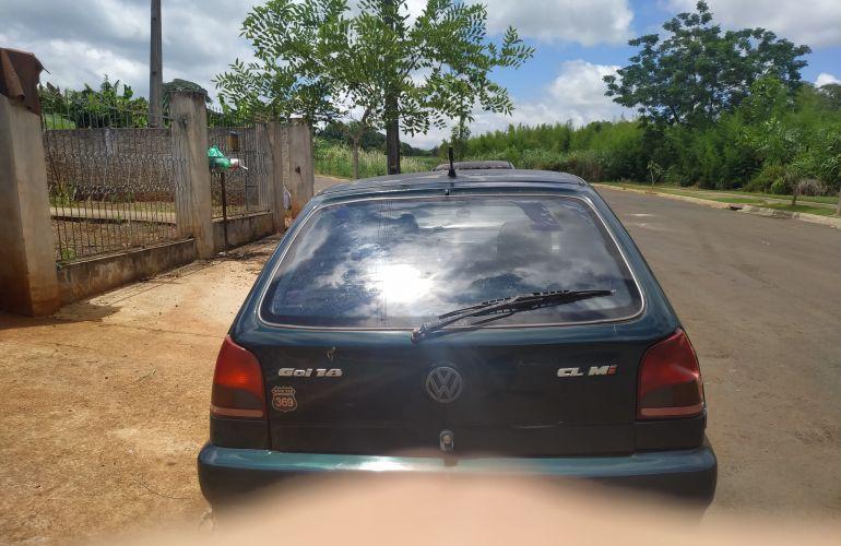 Volkswagen Gol CL 1.8 MI - Foto #1
