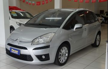 Citroën C4 Picasso GLX 2.0 16V BVA (Aut)