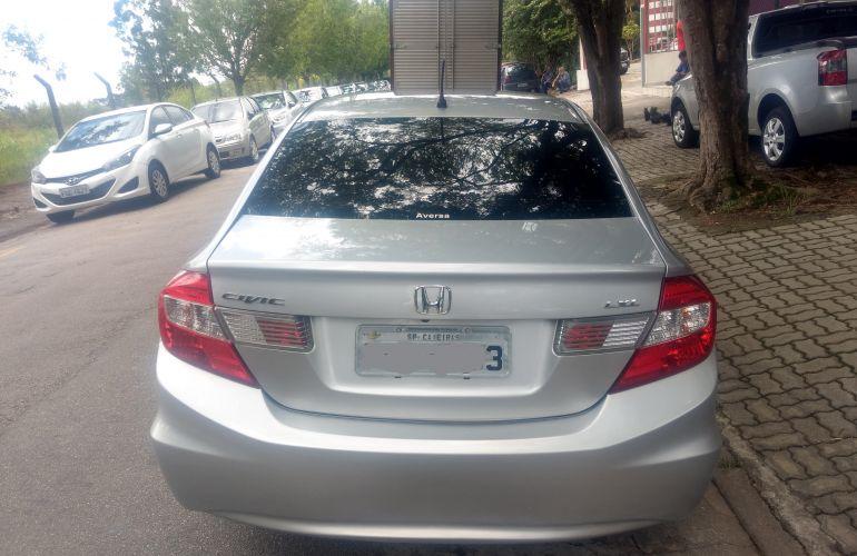 Honda New Civic LXL 1.8 16V i-VTEC (Aut) (Flex) - Foto #4