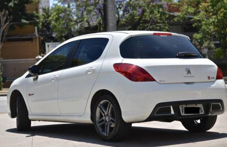 Peugeot 308 Griffe 1.6 THP (Aut) - Foto #3