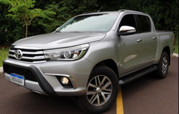 Toyota Hilux 2.8 TDI SRX CD 4x4 (Aut)