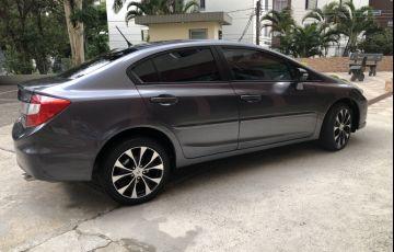 Honda Civic LXR 2.0 i-VTEC (Aut) (Flex)