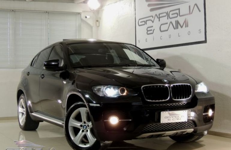 BMW X6 Coupé X Drive 35i 3.0 6c 24V - Foto #9