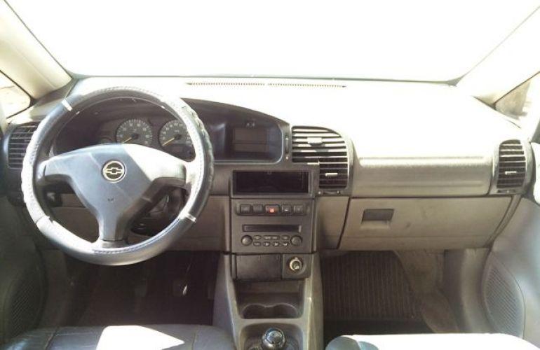 Chevrolet Zafira Comfort 2.0 Mpfi 8V Flexpower - Foto #3