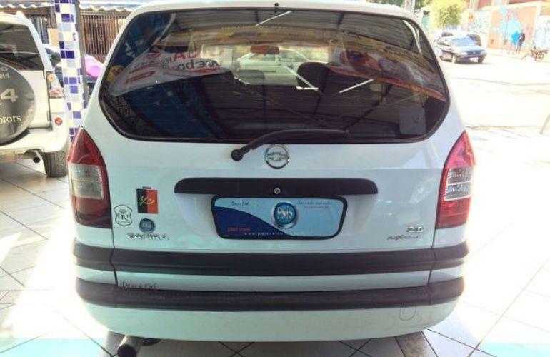 Chevrolet Zafira Comfort 2.0 Mpfi 8V Flexpower - Foto #4