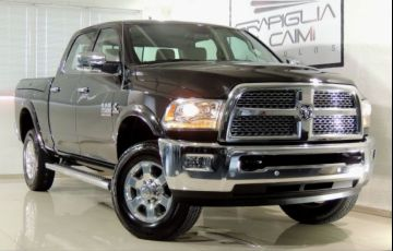 Dodge RAM 2500 Laram 4X4 CD 6 Cilindros 6.7 IE Turbo