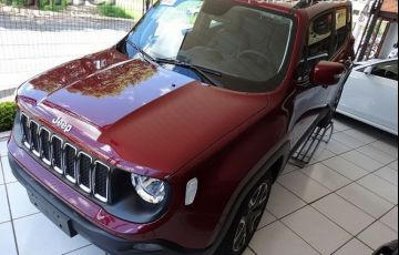 Jeep Renegade Longitude 1.8 16v Flex - Foto #3