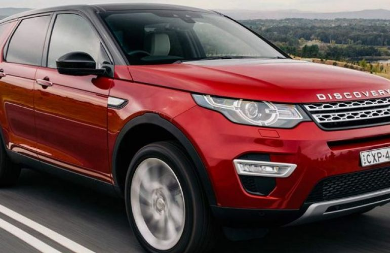 Land Rover Discovery Sport HSE LUXURY 2.0 16V SI4 Turbo - Foto #1