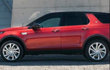 Land Rover Discovery Sport HSE LUXURY 2.0 16V SI4 Turbo - Foto #2