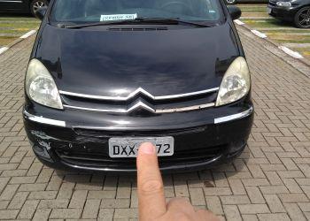 Citroën Xsara Picasso GLX 1.6 16V (flex) - Foto #4