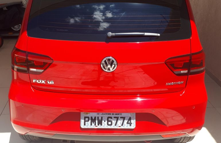 Volkswagen Fox 1.6 16v MSI Highline I-Motion (Flex) - Foto #2