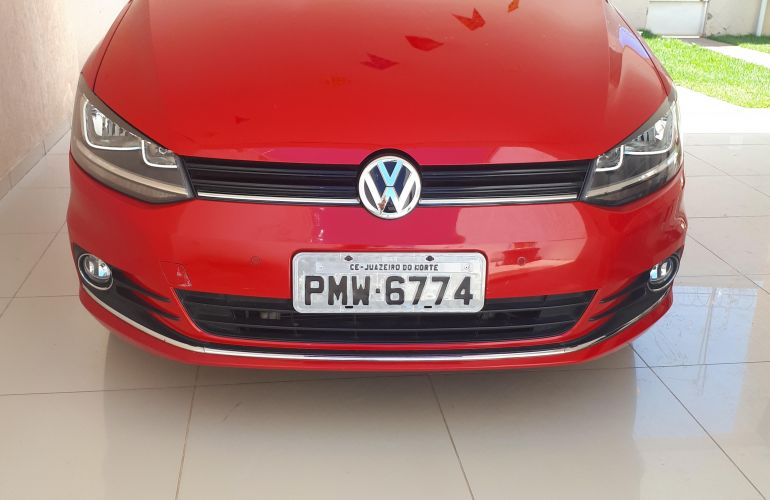 Volkswagen Fox 1.6 16v MSI Highline I-Motion (Flex) - Foto #1