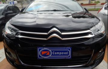 Citroën C4 Lounge Exclusive 1.6i THP 16V 165cv - Foto #1