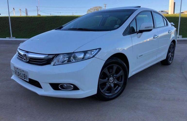 Honda Civic EXR 2.0 i-VTEC (Aut) (Flex) - Foto #9