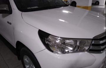 Toyota Hilux 2.8 TDI SRV CD 4x4 (Aut)