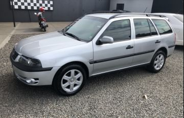Volkswagen Parati 1.0 Turbo