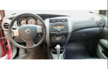 Nissan Livina SL 1.8 16V aut. (flex) - Foto #5