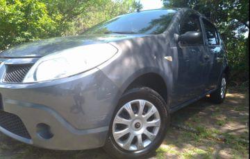 Renault Sandero Authentique 1.0 16V (Flex)