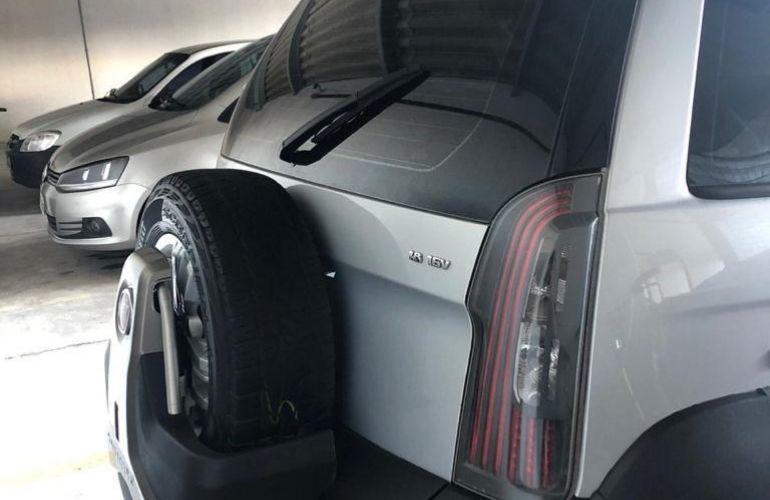 Fiat Idea Adventure 1.8 16V E.TorQ Dualogic (Flex) - Foto #9