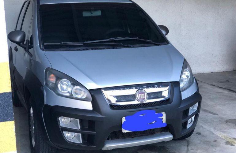 Fiat Idea Adventure 1.8 16V E.TorQ Dualogic (Flex) - Foto #2