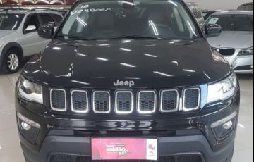 Jeep Compass Longitude AT9 4x4 2.0 16V Turbo Diesel