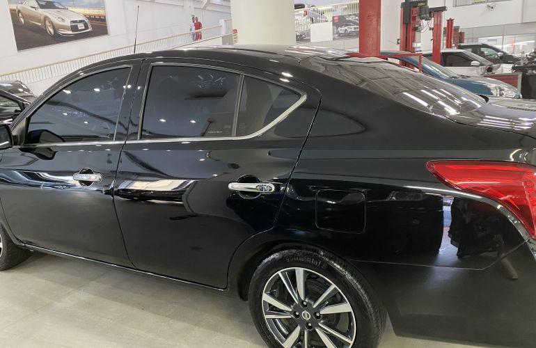 Nissan Versa 1.6 16V SL CVT (Flex) - Foto #8