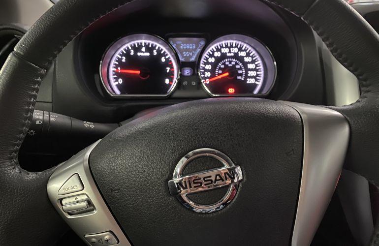 Nissan Versa 1.6 16V SL CVT (Flex) - Foto #9