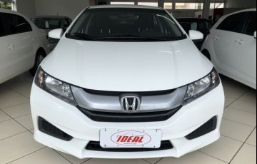 Honda City DX 1.5 CVT (Flex)