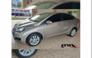 Hyundai HB20S 1.6 Comfort Plus blueMedia (Aut)