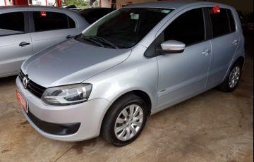 Volkswagen Fox 1.6 8V I-Motion (Flex)