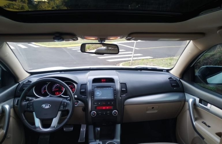 Kia Sorento EX 3.5 V6 4WD (aut)(S.660) - Foto #7