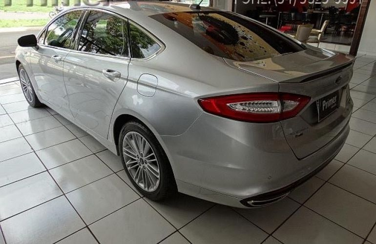 Ford Fusion Titanium 2.0 EcoBoost AWD 2.0 EcoBoost - Foto #4