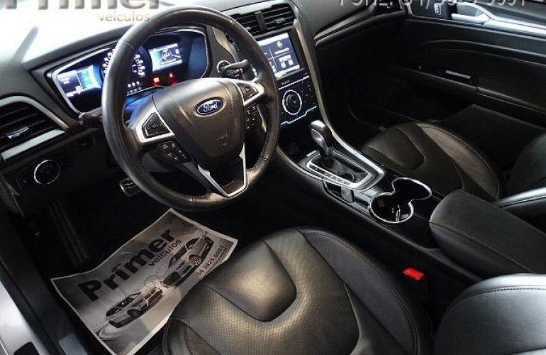 Ford Fusion Titanium 2.0 EcoBoost AWD 2.0 EcoBoost - Foto #6