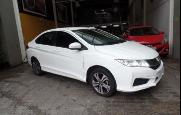 Honda City LX 1.5 16V i-VTEC FlexOne