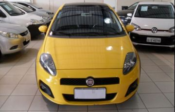 Fiat Punto T-Jet 1.4 Turbo 16V