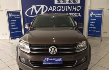 Volkswagen Amarok 2.0 TDi CD 4x4 Highline