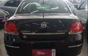 Fiat Linea Absolute Dualogic 1.9 MPI 16V Flex - Foto #5