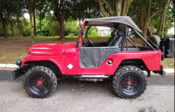 Ford Jeep Willys - Foto #4
